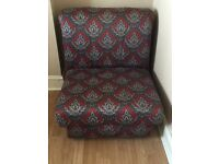 Fouton /Sofa bed - single