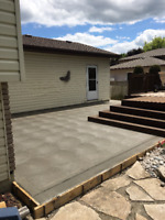 All-in Concrete & Construction - FREE ESTIMATES!