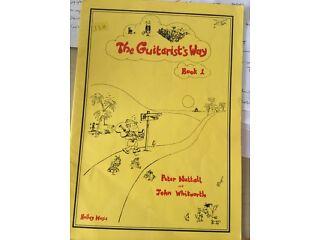 The guitarists way book 1 -50p