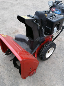 Toro 928 commercial snowboarder