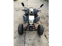 BASHAN 200cc 2008 ROAD LEGAL QUAD 12 MONTHS MOT