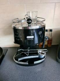 Delongh micalite coffee machine