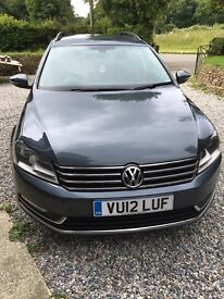 2012 Volkswagen Passat Estate 2.0Tdi Bluemotion