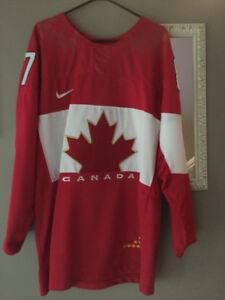 **Christmas Special** Sidney Crosby Team Canada Jersey
