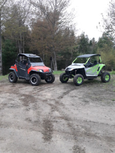 2008 rzr 800 forsale in with the new out with the old