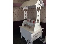 Sweetie Cart Hire- perfect for weddings or parties! FREE delivery & set up throughout the North East