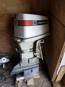 Johnson 135 hp outboard