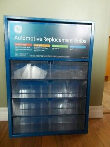 ARMOIRE GENERAL ELECTRIC AMPOULES AUTO
