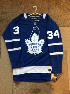 Auston Matthews Toronto Maple Leafs Authentic Jersey **NEW***