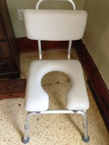 Brand new shower chair