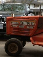 Looking for kubota g5200 parts