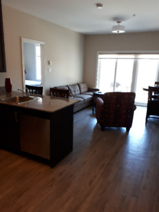 Spacious Furnished Two Bedroom