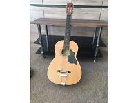 Falcon acoustic child's guitar