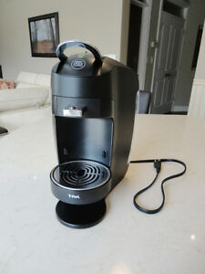 T-Fal Nescafe Dolca Gusto Coffee Maker Black -Model PK40