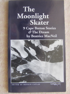 THE MOONLIGHT SKATER by Beatrice MacNeil - 1993