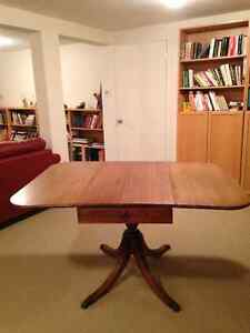Lovely antique dining table