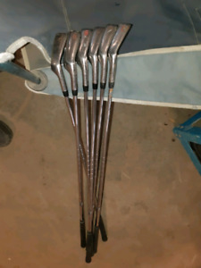 Ben Hogan Golf Irons. Only $80!!