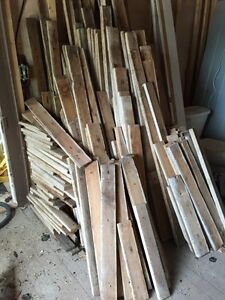 Reclaimed Wood approx 1x4