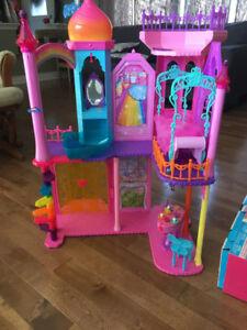 Barbie Castle - Brand new