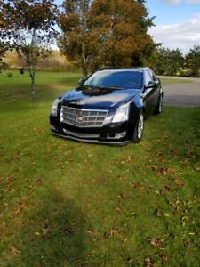 MINT 2008 CADILLAC CTS ALL WHEEL DRIVE RUST FREE