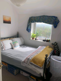 Small double room to rent in friendly house