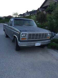 81 Ford f150