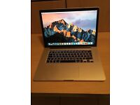 MacBook Pro Late 2013 15-Inch Core i7 2GHz 256GB SSD