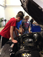 Skilled Trades and Technology Summer Camp July 25-29