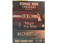 DVD Box Sets (Documentaries)