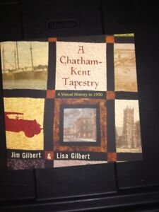 A Chatham-Kent Tapestry. A Visual History to 1950- New Book