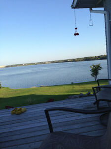 Waterfront home for sale, rent or rent-to-own, Powerview MB