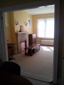 Spacious 4 Bedroom Upper Flat in South End