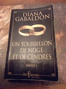 Livre série outlander de Diana Gabaldon