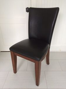 Leather accent chair - Hooker furniture company