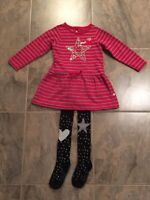 Christmas Casual  Souris Mini Dress 3T