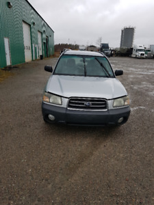 2003 Subaru Body / Mechanical Parts For Sale