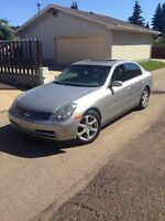 MINT INFINITI G35 NO ACCIDENTS 134KM!!