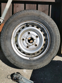 Ford Transit wheel with tyre 215/65 R15
