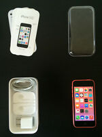 Pink iPhone 5c,16gb Brand New Condition. FACTORY UNLOCKED