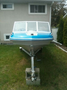 14ft glascon boat for sale