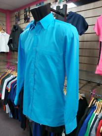 Brand New Premier Long Sleeve Formal Shirt