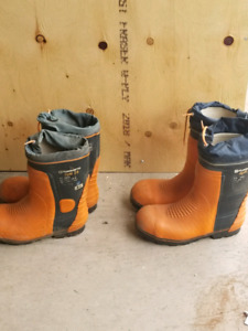 Powersaw boots