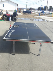 Table de Ping Pong