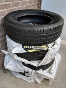 4 X  215/ 65 / R16 summer tires for sale