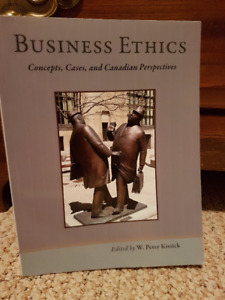 Business Ethics- Peter Kissick New condition