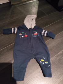 Baby boy babygrow bundle upto 1 month