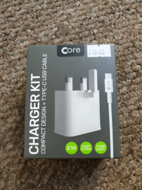 Core Samsung charger