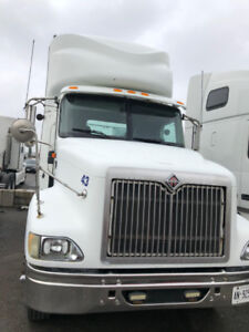 2003 International Day Cab For Sale