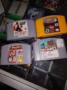 "Sega Playstation, Xbox, Nintendo, ""all cd's and DVD'S"