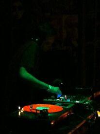 DJ seeking slots to play Dub/House/Techno records in London